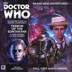 Terror of the Sontarans
