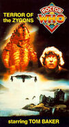 Terror of the Zygons VHS US cover