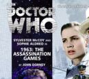 1963: The Assassination Games (audio story)