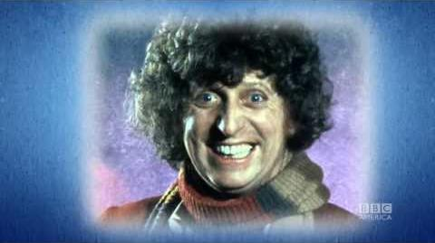DOCTOR WHO Revisited TOM BAKER - Apr 28 BBC AMERICA
