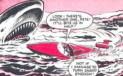 The Dalek Outer Space Book The Sea Monsters