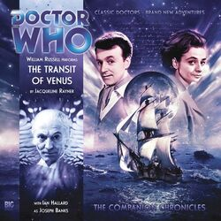 The Transit of Venus CD Cover