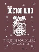 The Emperor Dalek's New Clothes Slipcase Edition