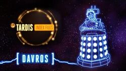 Who Is Davros? - TARDIS Index Files - Doctor Who