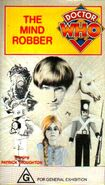 The Mind Robber VHS Australian cover