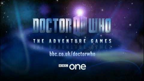 Doctor Who The Adventure Games - City of the Daleks trailer