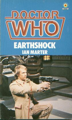 Earthshock novel