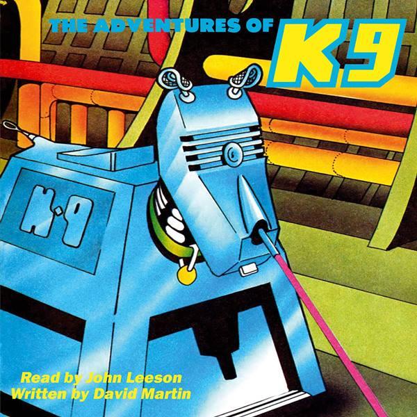 File:The Adventures of K9 Audio.jpg