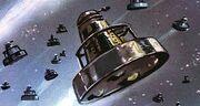 The Dalek World The Mechanical Planet Dalek Hover Pad