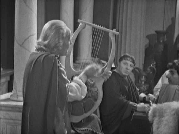 File:Doctor rocks the lyre The Romans.jpg