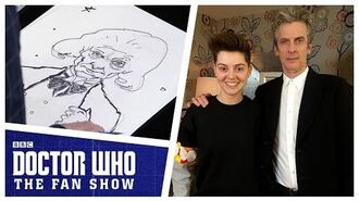 Peter Capaldi Draw My Life - Doctor Who The Fan Show