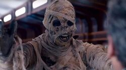 The Doctor vs The Foretold - Mummy On The Orient Express - Doctor Who - BBC