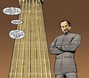 The Master's TARDIS Shada