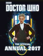 Doctor Who The Official Annual 2017