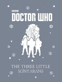 The Three Little Sontarans Slipcase Edition