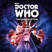 BBCstore The Three Doctors cover