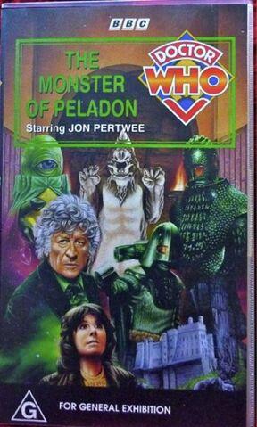 File:The Monster of Peladon VHS Australian cover.jpg