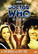 The Leisure Hive DVD US cover