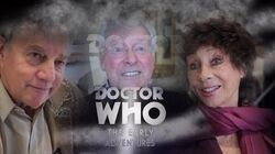 Doctor Who Early Adventures cast interviews