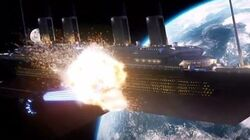 Trouble on the Titanic - Doctor Who - Voyage of the Dammed - BBC