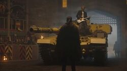 The Grand Entrance - Doctor Who Series 9 Episode 1 - BBC One
