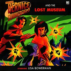 The Lost Museum cover