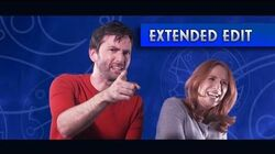 David Tennant and Catherine Tate The Full Interview