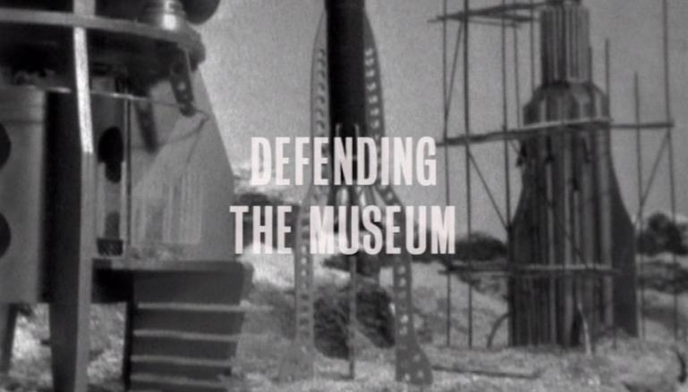 Defending the Museum