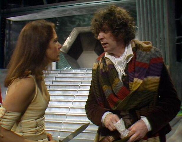 File:Leela and the Doctor on Gallifrey.jpg