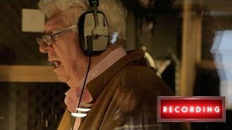 Tom Baker In The Studio - Big Finish Productions - Doctor Who