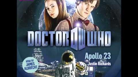 Doctor Who Apollo 23 Unabridged