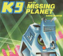K9 and the Missing Planet (novel)