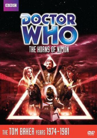 File:The Horns of Nimon US DVD cover.jpg