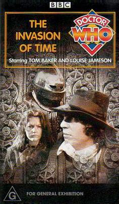 File:The Invasion of Time VHS Australian cover.jpg