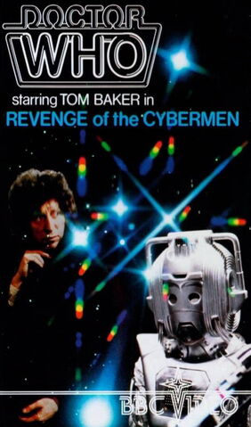 File:Revenge of the Cybermen 1983 VHS UK.jpg