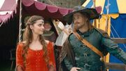 The Sheriff and Robin's battle - Robot of Sherwood Preview - Doctor Who Series 8 Episode 3 - BBC