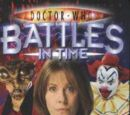 Doctor Who: Battles in Time (Adventurer The Sarah Jane Adventures)