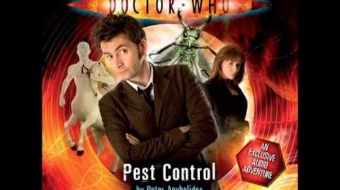 Doctor Who Pest Control