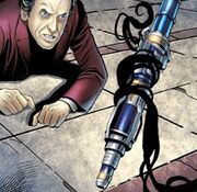 Sonic Screwdriver Twelfth Doctor comic