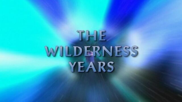 File:The Wilderness Years.jpg