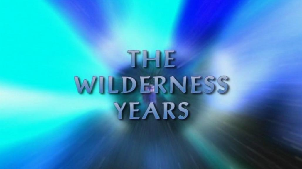 The Wilderness Years