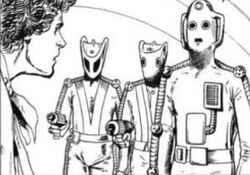 Voord Cybermen