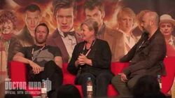Working with Catherine Tate - Doctor Who 50th Anniversary Celebration Panel Teaser
