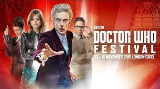 See You There! - Doctor Who Festival