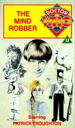 The Mind Robber VHS UK cover