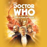 BBCstore Claws of Axos cover