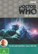 The Rescue DVD Australian cover