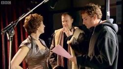 Writer on the Set with Mark Gatiss - Doctor Who Confidential - BBC