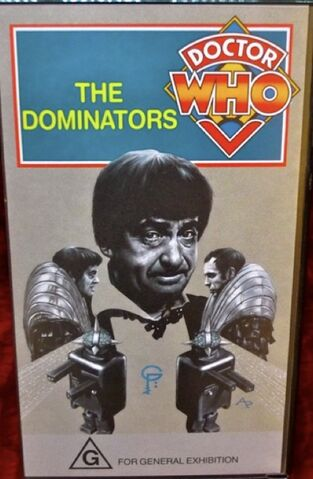 File:The Dominators VHS Australian cover.jpg