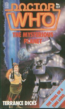 Mysterious Planet TOATL novel
